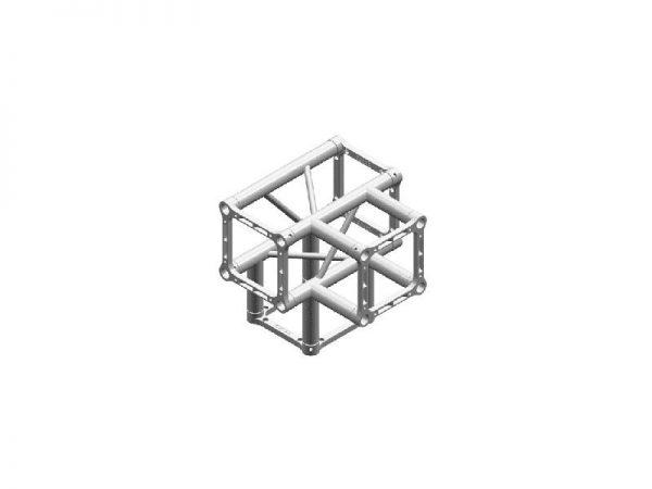 LITEC QX30 4-Weg T-Stück